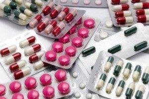 изображение антибиотиков при пневмонии