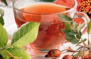 лечебный чай с  травам