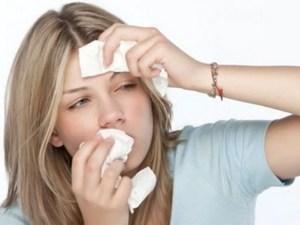 симптомы этноидита удевушки