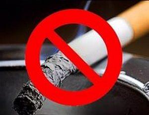 знак запрещающий курение