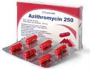 вид антибиотика для лечения бронхита