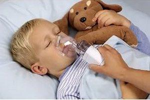 применение ингалятора при астме