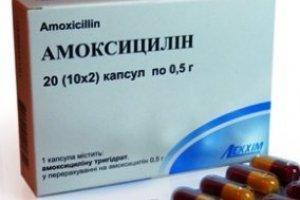 антибиотик применяемый для лечения синуситов