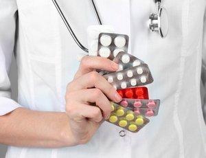 лечение ангины медикаментами