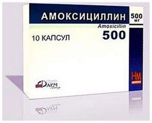 антибиотик для лечения ангины первого ряда