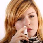 Спреи в нос при аллергии для взрослых и детей