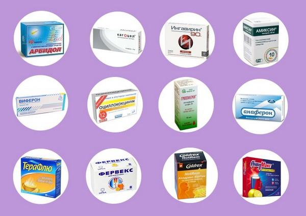 10 топ препаратов для лечения гриппа