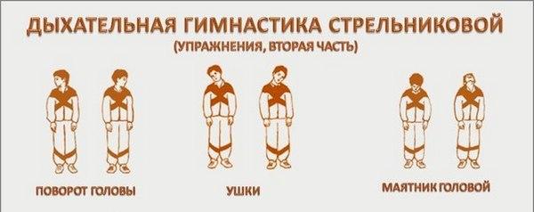 Гимнастика По Стрельниковой
