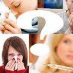 Как распознать свиной грипп и отличить его от обычной простуды?