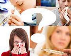 отличие в симптомах заолеваний