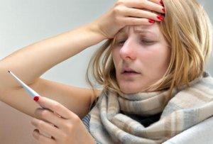 все симптомы простуды у девушки