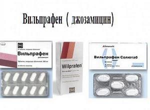 антибиотик макролид