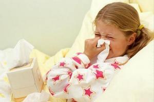 у девочки воспалительный процесс в носоглотке