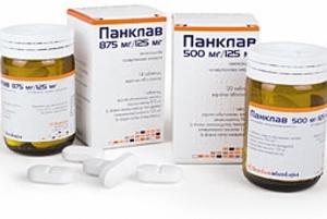 антибиотик панклав