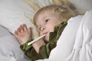 воспалительный процесс у ребёнка