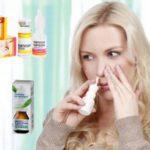 Какие спреи для носа от насморка лучшие и эффективные?