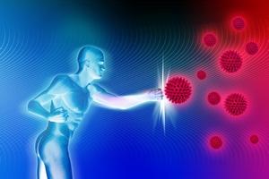 сильный иммунитет защищает от болезней