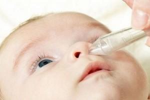 как правильно промыть нос солевым раствором
