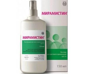 противомикробный препарат мирамистин