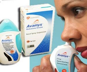 авамис спрей от аллергического ринита