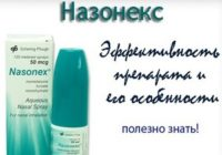 эффективное средство назонекс
