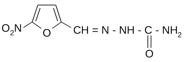 формула нитрофурала