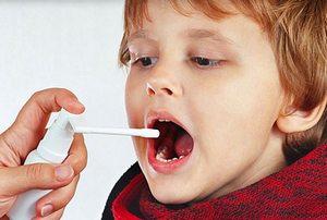 правильное применение гексорала спрея мальчику