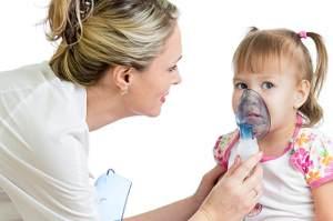 ингаляция ребенку