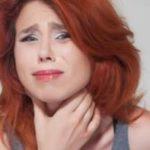 Помогает ли от боли полоскание горла морской солью