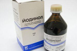 раствор йодинол