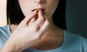 применение таблеток от горла