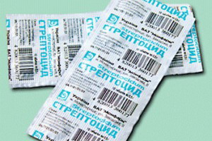 таблетки стрептоцид