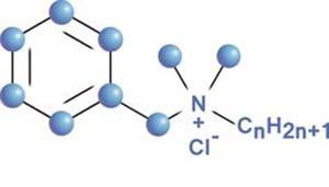 формула бензоксонии хлорида