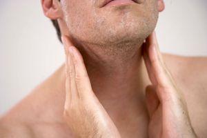 исследование лимфоузлов на шее