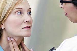 воспаление лимфоузлов шеи