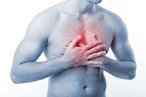 Ощущения в грудной клетке