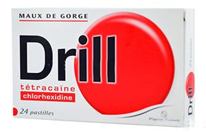 таблетки Дрилл