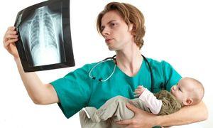 рентген ребенку
