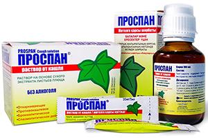 препарат Проспан