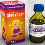 Особенности применения сиропа Пертуссин от кашля у детей 1-3 лет в соответствии с инструкцией и отзывами
