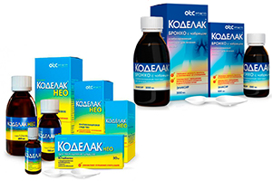 препараты Коделак
