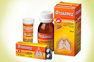 препараты Флавамед